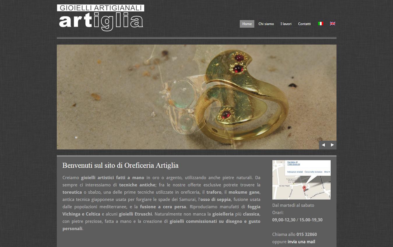 Artiglia Jewellery