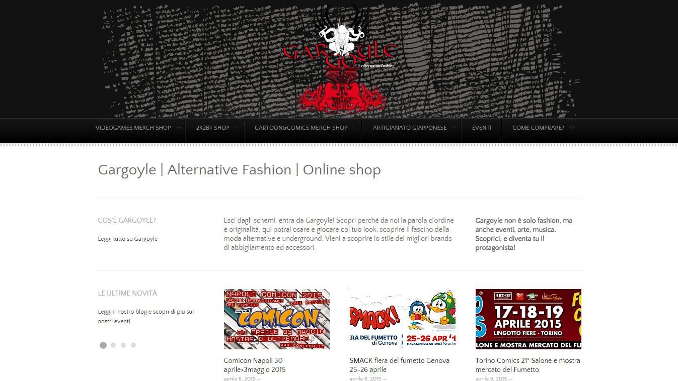 Gargoyle | Alternative Fashion