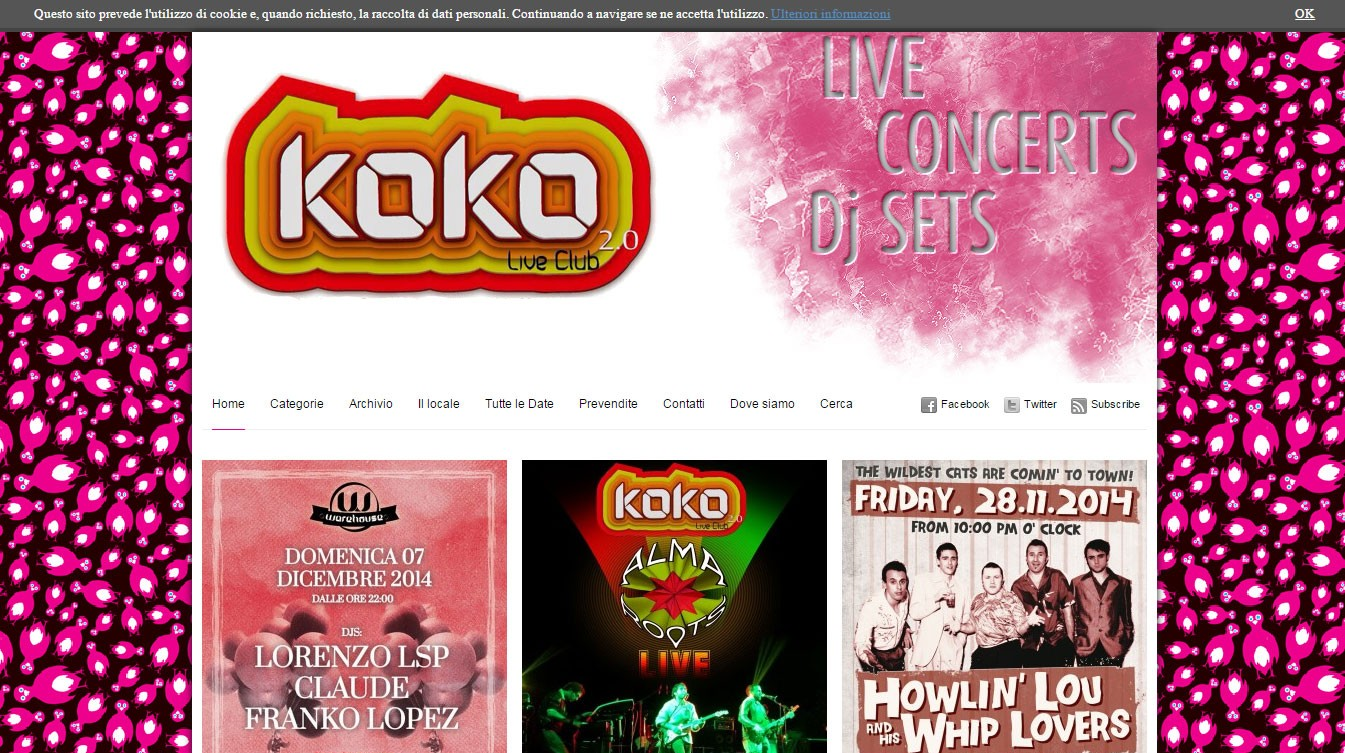 KOKO Live Club