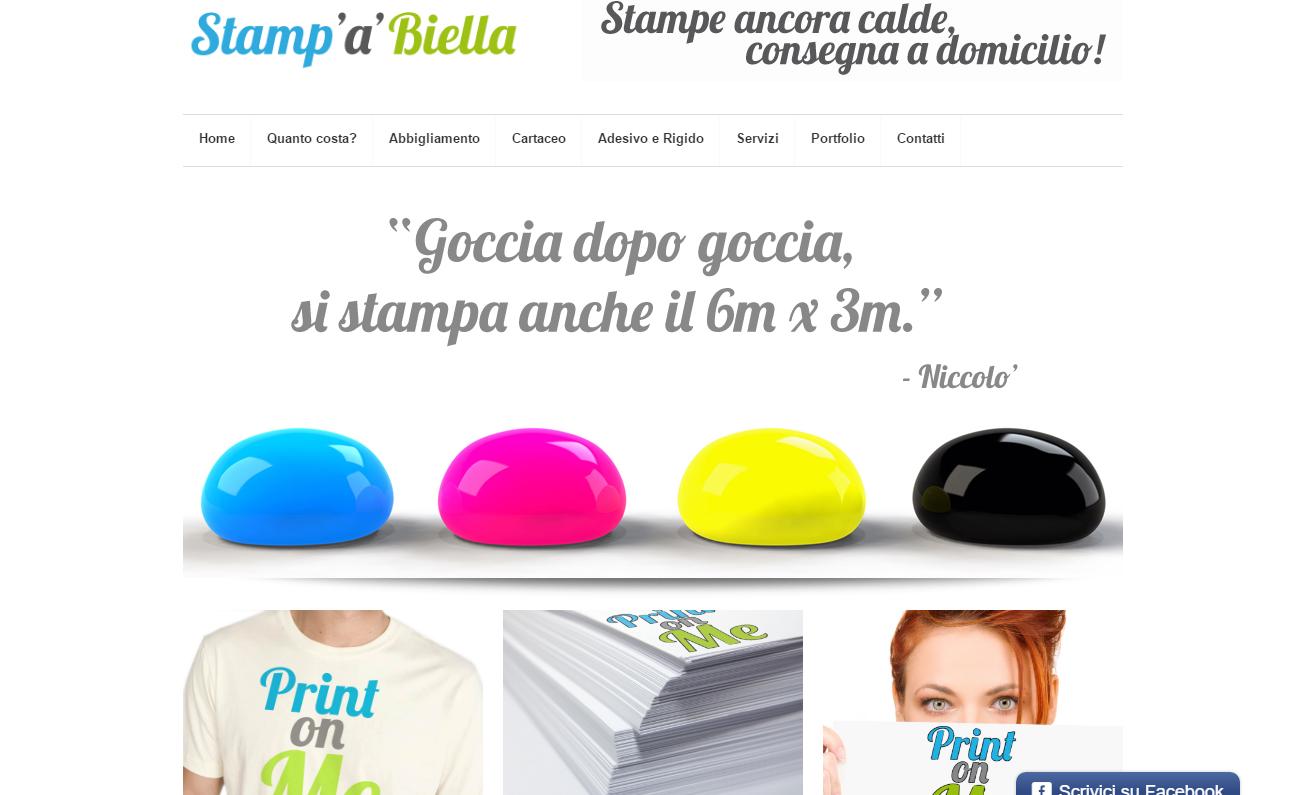 Stamp'a'Biella