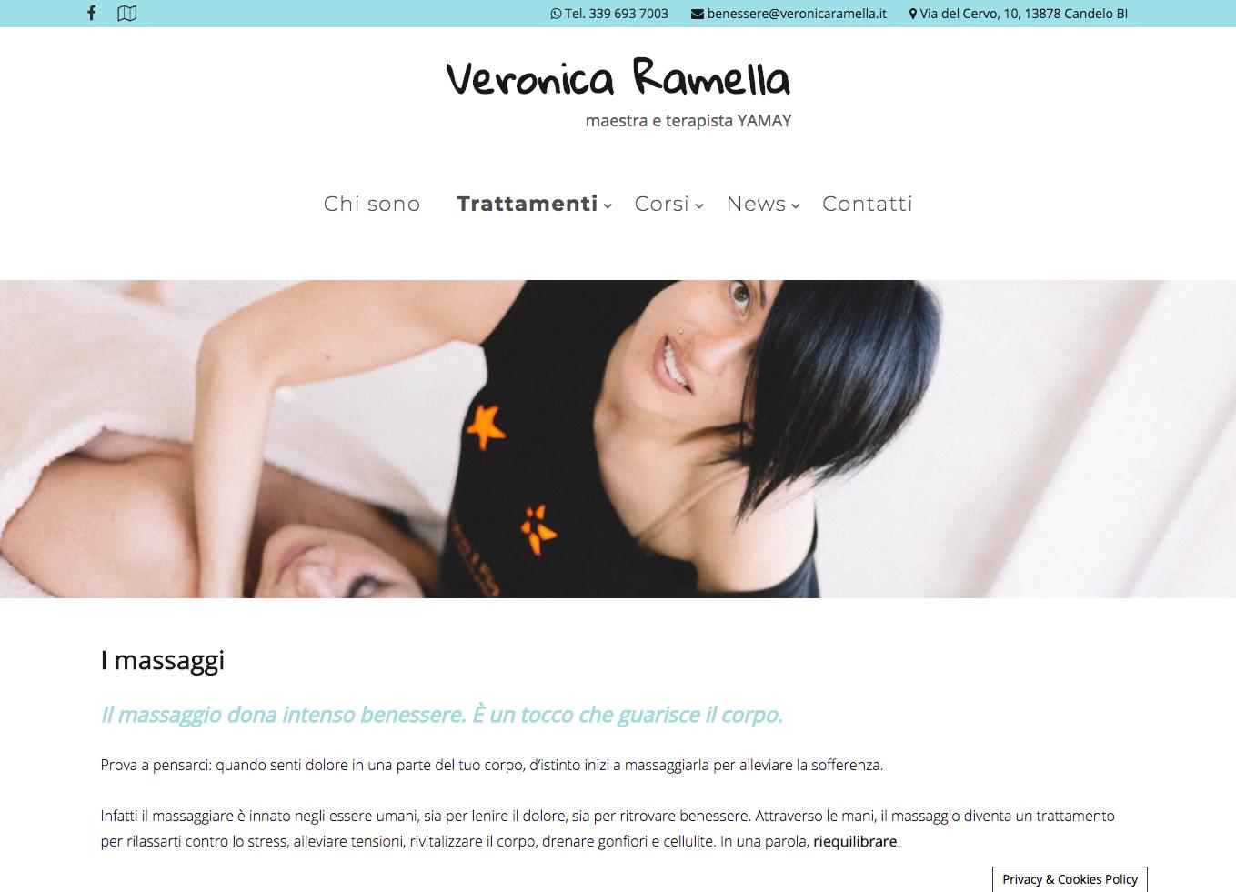 Veronica Ramella YamaY
