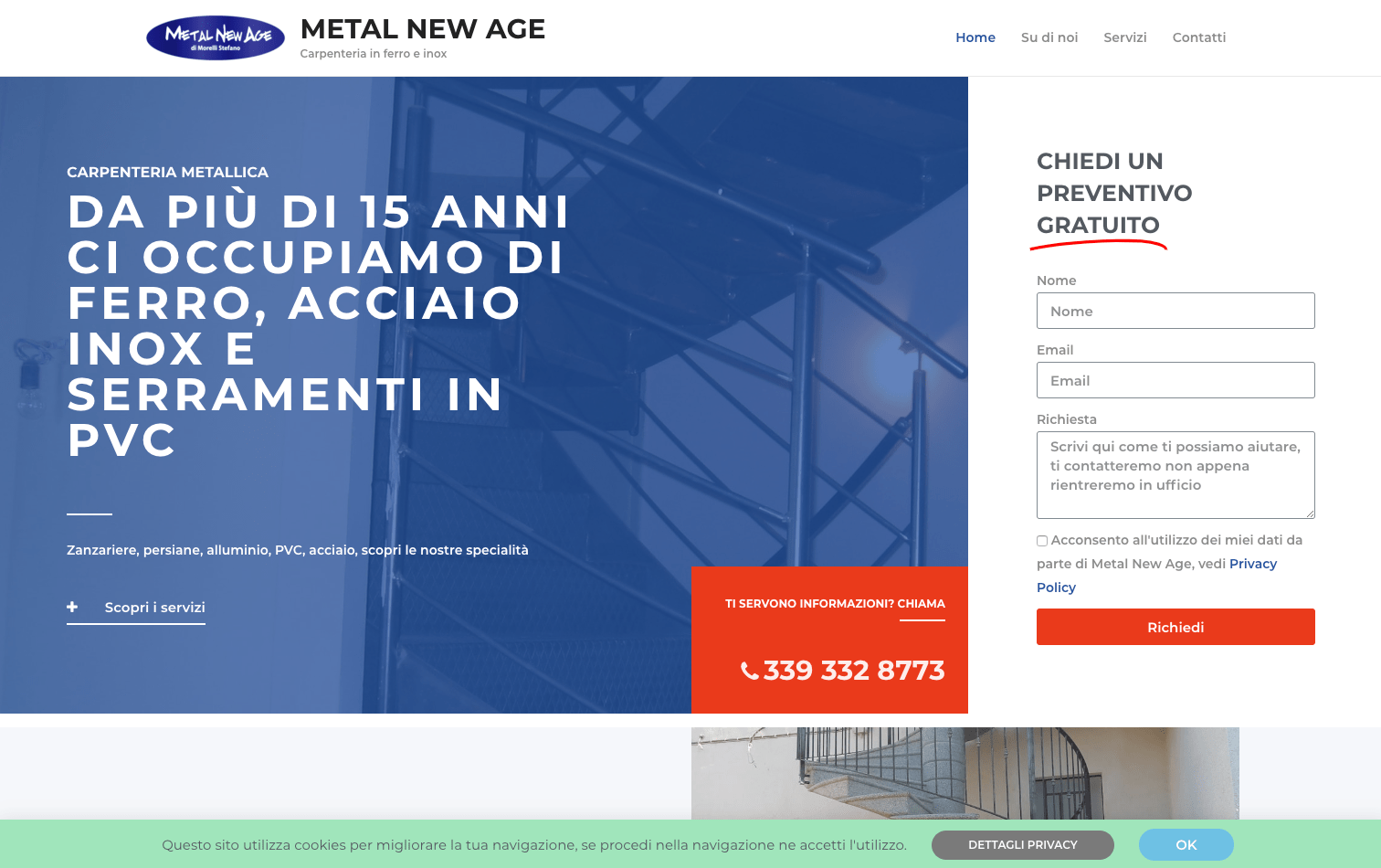 Metal New Age